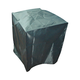 Heavy Duty Black 80 inch High Large Outdoor Fountain Cover