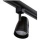 Juno Black 10 Watt Dimmable LED Track Head