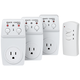 Casa EZ-Control Three Outlet Wireless Remote