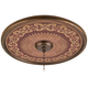 Rustic Verona 24 inch Giclee Bronze Ceiling Medallion
