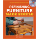 Refinishing Furniture Made Simple Book w/DVD