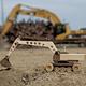 Toy Excavator Plan