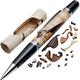 German Shepherd Laser-Cut Inlay Pen Kit Blank