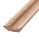 Rope Accent Crown Molding - Oak 2 - 3/4