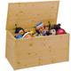 Economy Toy Box Plan
