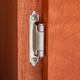 Variable Overlay Decorative Hinges