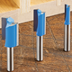 Rockler Undersized Plywood Router Bit Set