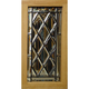 Beveled Leaded Glass Panels