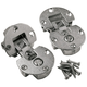 Fully Adjustable Concealed Fall Flap Hinges