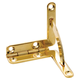 Solid Brass Box Quadrant Hinges