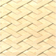 Bendix Basket Weave Door Panels -Large Weave