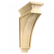 Bendix Bar Arts and Crafts Corbels