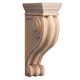 Bendix Hand Carved Deep Traditional Corbel