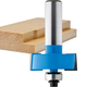 Rockler Rabbeting Router Bit - 1-3/8
