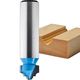 Rockler Classical Roman Ogee Plunge Router Bits - 1/2
