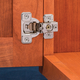 Salice® Excen-Three Self-Closing Face Frame Hinges