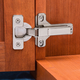 Salice® Push Face Frame Self-Opening Door Hinge System