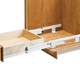 Floor Mount  Pantry Pull-Out Slides