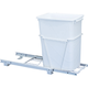 Single Pullout Waste Containers, Rev-a-Shelf RV Series