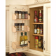 Adjustable Door Mount Spice Racks, Rev-a-Shelf 4ASR Series