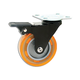 Colored Profile Casters, Locking