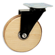 Designer Wooden Casters, Maple