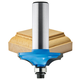 Rockler Classical Edge Bead Router Bit - 1-3/8