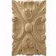 French Acanthus Carved Tile