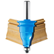 Rockler Beaded Base Molding Router Bit - 1-5/8