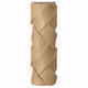 Carved 48 Inch Create-A-Column Weaved Half Round Moulding