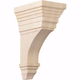 Small Arts and Crafts Carved Corbel
