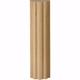 Create-A-Column Series 150 Fluted Half Round 48