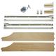 Drawer Slide/Hardware Kits for Pullout Shelf Kit