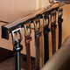 Hafele Synergy Slide-Out Belt Racks
