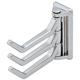 Hafele Synergy Three-Prong Hooks