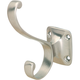 Hafele Synergy Hat and Coat Hooks, 1-1/4