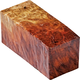 Red Mallee Figured Burl Turning Blanks