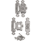 Decorative Jewelry Box Latches