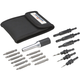Rockler Insty-Drive 18-Piece Self-Centering, Countersink and Driver Bit Set