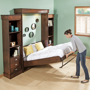 Vertical Mount Murphy Bed Hardware Hardware Rockler Woodworking And Hardware We have the best design, and we use the highest quality materials in the market tp manufature our hardware kits. vertical mount murphy bed hardware