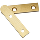 Solid Brass Precision Knife Hinges - Straight Style hinges