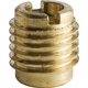 Threaded Brass Inserts - Select size