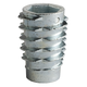Hex Drive Threaded Inserts-Choose size