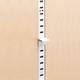 White Shelf Standards-Select length