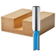 Rockler Undersized Straight Router Bits - 1/2