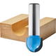 Rockler Core Box Router Bits - 1/4