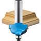 Rockler Classic Cove Router Bits - 1/2