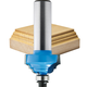 Rockler Classic Roman Ogee Router Bits - 1/4