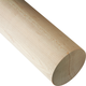 Large Diameter Dowel Rods-2-1/2