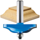 Rockler Ogee Horizontal Raised Panel Router Bits - 1/2